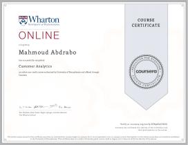 Coursera EPR98ZAJVRUG